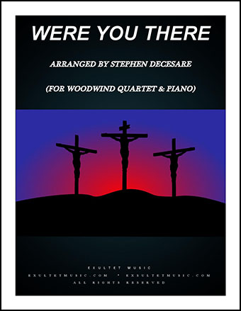 Were You There (Instrumental Quartet)