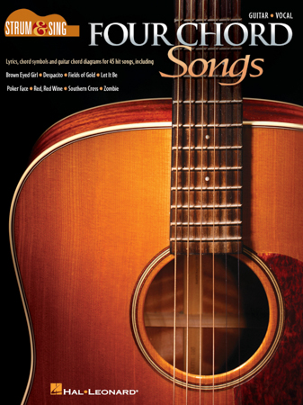 Four Chord Songs Strum and Sing