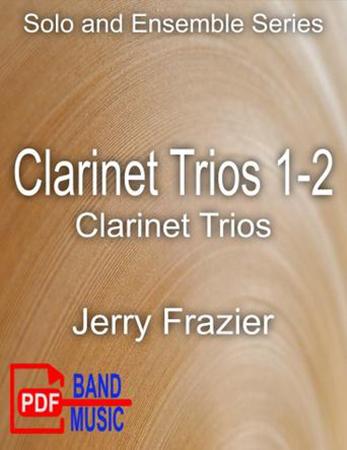 Clarinet Trios #1 and #2