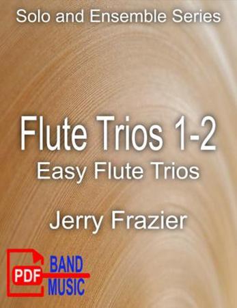 Flute Trios #1 and #2