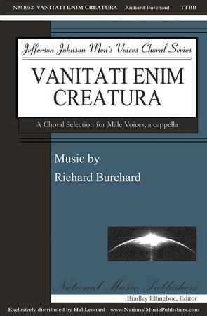 Vanitati Enim Creatura