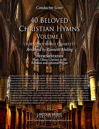 40 Beloved Christian Hymns Volume I