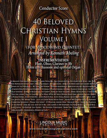 40 Beloved Christian Hymns Volume I Thumbnail