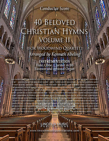 40 Beloved Christian Hymns Volume II