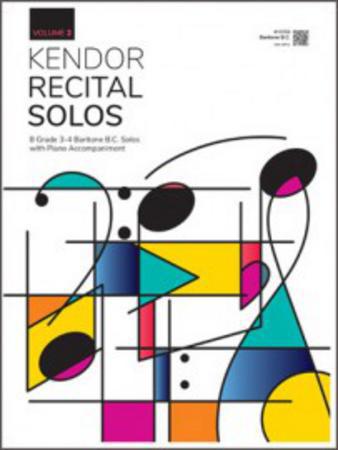 Kendor Recital Solos, Vol. 2