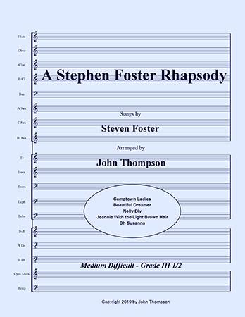 A Steven Foster Rhapsody