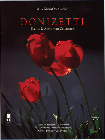 Donizetti Scenes and Arias with Orchestra