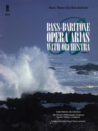 Bass-Baritone Opera Arias with Orchestra, Vol. 2