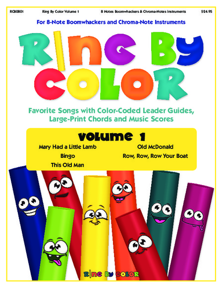 Ring By Color - Volume 1