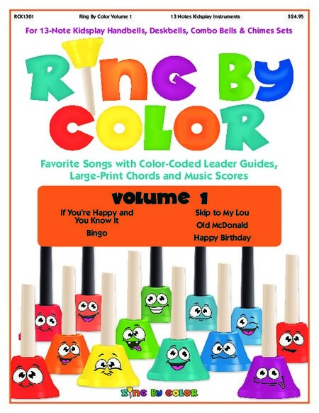 Ring By Color - Vol. 1