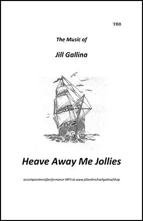 Heave Away Me Jollies Cover