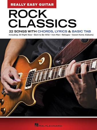 Really Easy Guitar: Rock Classics