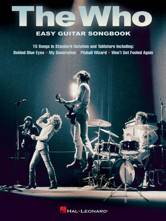 The Who: Easy Guitar Songbook