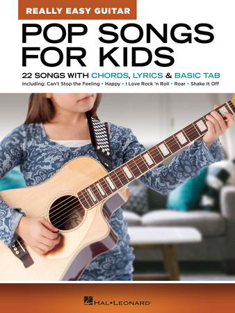 Really Easy Guitar: Pop Songs for Kids