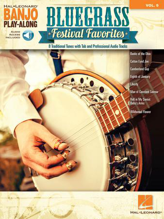 Banjo Play-Along, Vol. 9: Bluegrass Festival Favorites