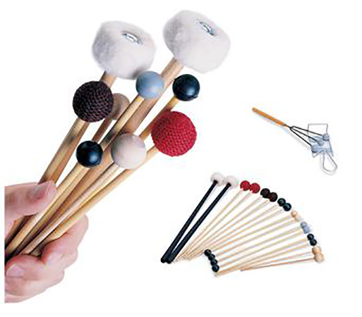 Suzuki Orff Timpany and Rhythm Instrument Mallets