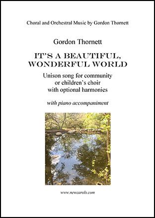 It's a Beautiful, Wonderful world