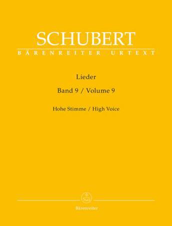 Lieder, Vol. 9
