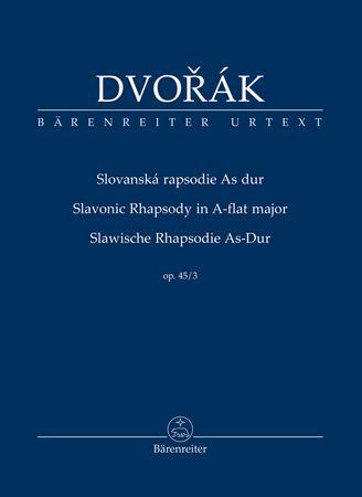 Slavonic Rhapsody in A-flat Major, Op. 45/3