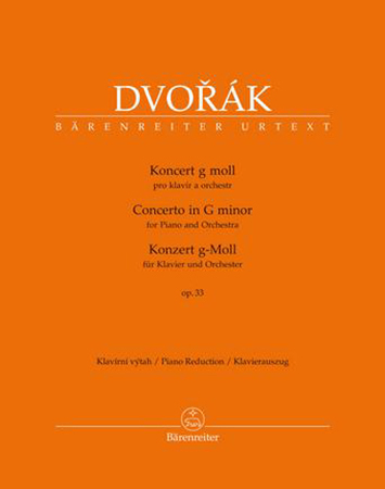 Concerto for Piano and Orchestra in G minor, Op. 33