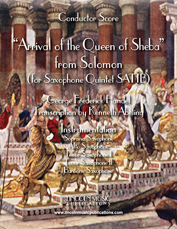 Arrival of the Queen of Sheba Thumbnail