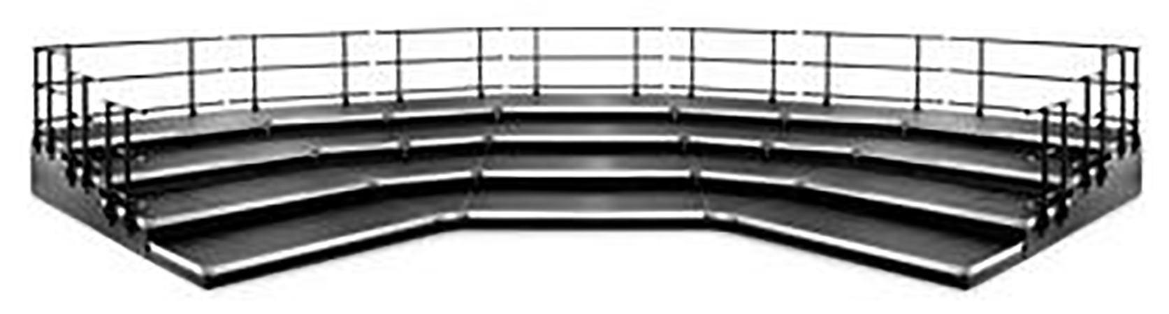 StageTek Deck, 4' Wide