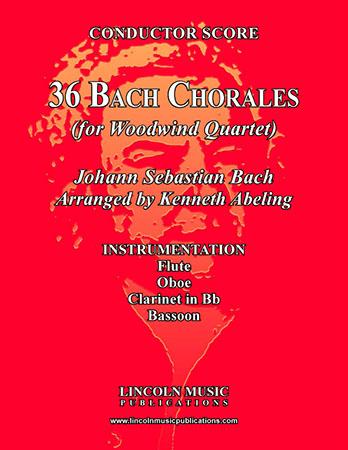36 Four-Part Chorales