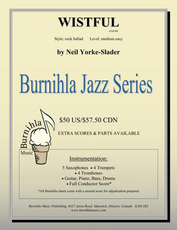 Jazz Ensemble with Trombone Solo | Sheet music at JW Pepper