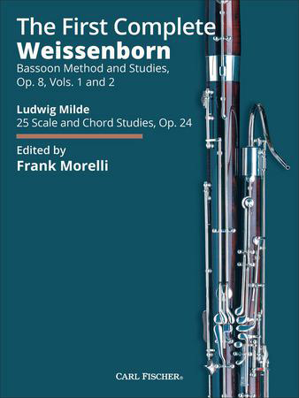 The First Complete Weissenborn, Op. 8, Vol. 1 and 2