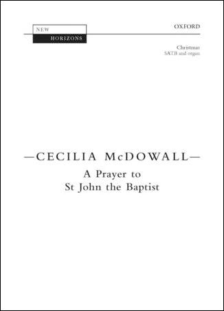A Prayer to St John the Baptist