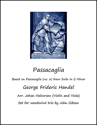 Pasacaglia for Flexible Woodwind Trio