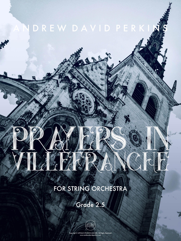 Prayers in Villefranche
