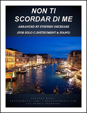 Non Ti Scordar Di Me (Instrumental)