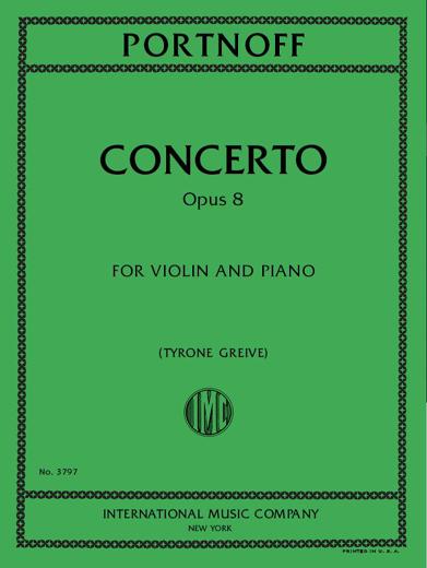 Concerto, Op. 8
