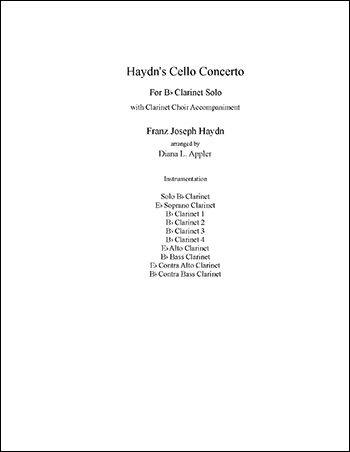 Haydn's Cello Concerto