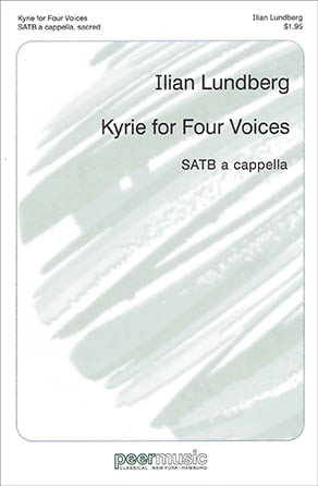 Kyrie for Four Voices