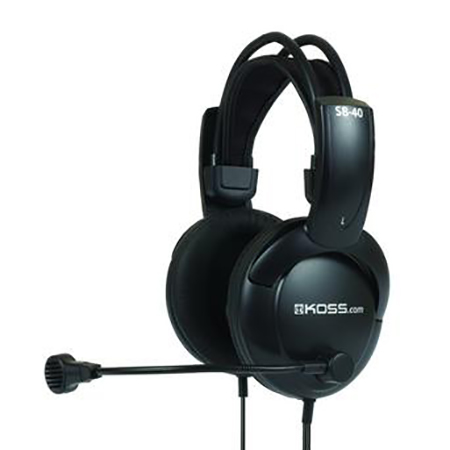 SoundTree SK-40 Headset with Mic