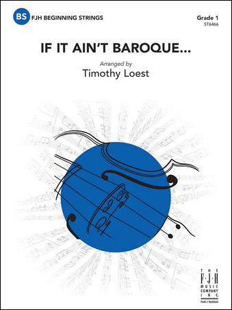 If It Ain't Baroque?