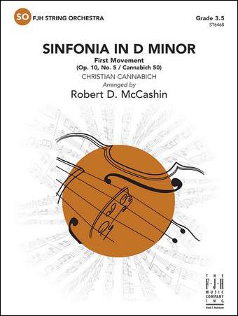 Sinfonia in D Minor