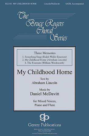 Three Memories: My Childhood Home
