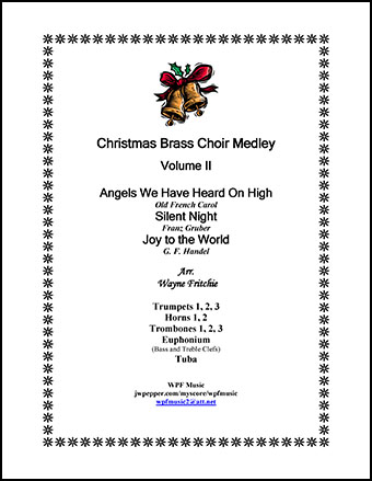Christmas Brass Choir Medley Volume II