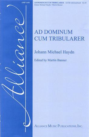 Ad Dominum Cum Tribularer