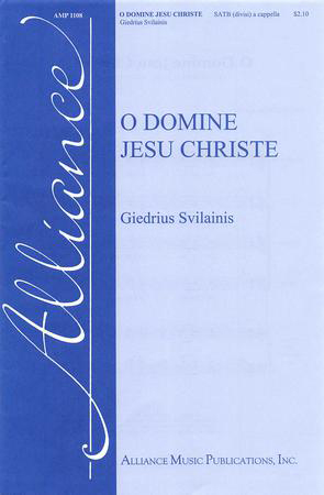 O Domine Jesu Christe