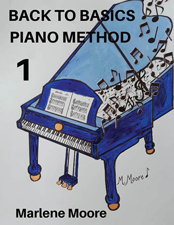 Back To Basics Piano Method