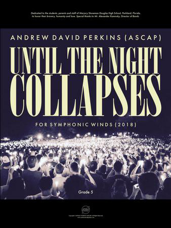 Until the Night Collapses