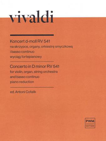 Concerto in D minor, RV.541