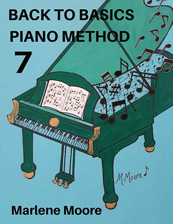 Back To Basics Piano Method Book 7