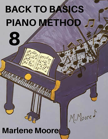 Back To Basics Piano Method Book 8