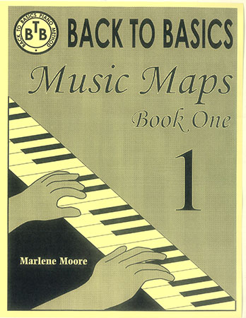 Back To Basics Music Maps