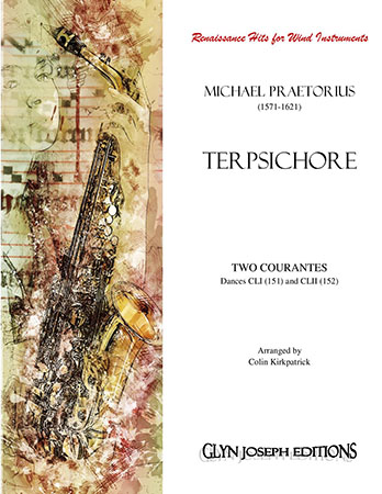 Two Courantes from Terpsichore